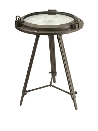 IMAX 74137 Tripod Clock Table