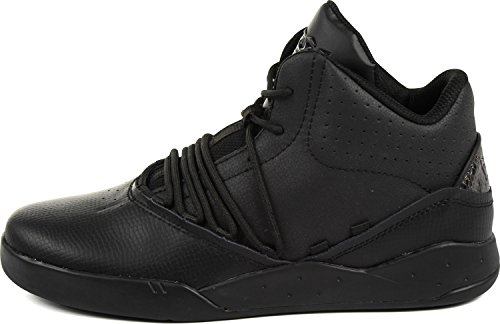 Spectre by Supra Estaban Skate Shoe – Men's Black/Black, 10.5