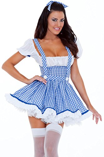 "3WISHES ""No Place Like Home Costume"" Sexy Fairy Tale Halloween Costumes"