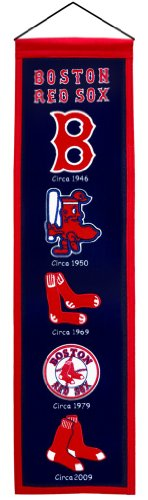MLB Boston Red Sox Heritage Banner (Red Sox Gifts compare prices)