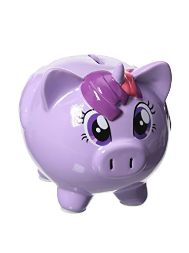 My Little Pony Twilight Sparkle Mini Piggy Bank