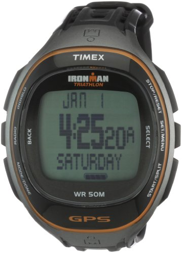 Cheap Timex Ironman Run Trainer Bodylink Gps Sports Watch With Heart Rate (T5K575) (T5K575)