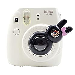 [Fujifilm Instax Mini 8 Selfie Lens] -- Lalonovo Rabbit Style Instax Close Up Lens with Self-portrait Mirror for Fujifilm Instax Mini 8 Instant Film Camera (Black) [Fujifilm Instax Mini 8 Selfie Lens] -- Lalonovo Rabbit Style Instax Close Up Lens with Self-portrait Mirror for Fujifilm Instax Mini 8 Instant Film Camera (Black)
