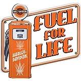 #2010761 Ande Rooney Harley Davidson Pump It Tin Sign