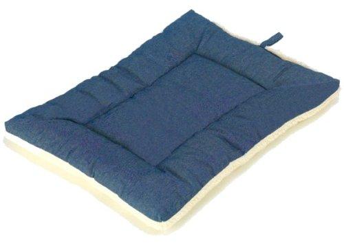 Classic Sleep Ezz Dog Crate Pad - Giant/Denim