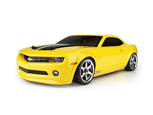 HPI 1/10 RTR SPRINT 2 FLUX WITH 2010 CAMARO BODY # 108765