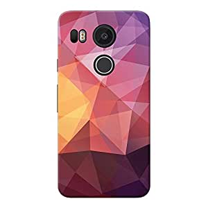 Mobile Back Cover For Google Nexus 5X (Printed Designer Case)