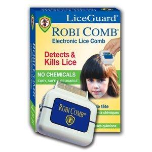 LiceGuard Robi Comb Electronic Lice Comb