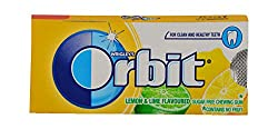 Orbit Chewing Gum - Lime Strip