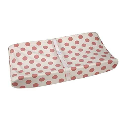 Carter's Jungle Collection Contoured Changing Pad Cover