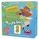 Moshi Monsters Gelli Baff Moshi Goo with Moshi Figure
