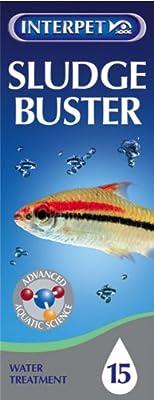 Interpet Sludge Buster - Aquarium Treatment No. 15