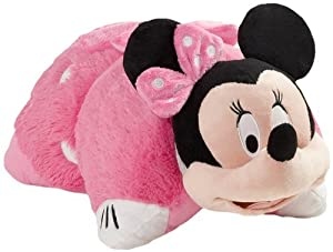 "Minnie Mouse Pet Pillow 18"" toy and pillow"