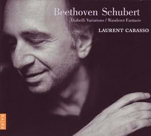 Beethoven : Variations Diabelli -  Schubert : Wanderer Fantaisie