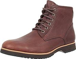 UGG Men\'s Moreau Espresso Leather Boot 11 D (M)