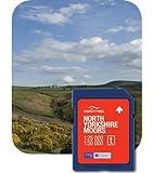 Satmap National Park 1:25000/1:50000 North York Moors