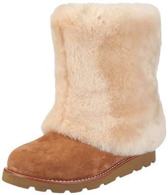 UGG Australia Women's Maylin Boots,Chestnut,7 US