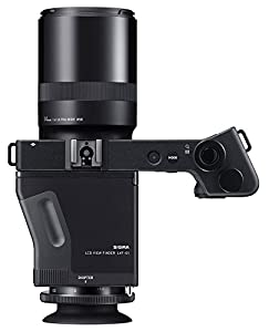 Sigma dp0 Quattro Camera with LVF-01 LCD View Finder