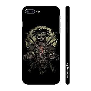 Enthopia Designer Hardshell Case Skull Warrior Back Cover for Apple iPhone 7 Plus