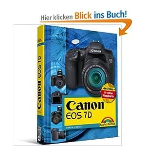 eBook Cover für  Canon EOS 7D mit 12 seitiger Klappkarte