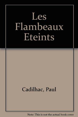 Les Flambeaux Eteints PDF