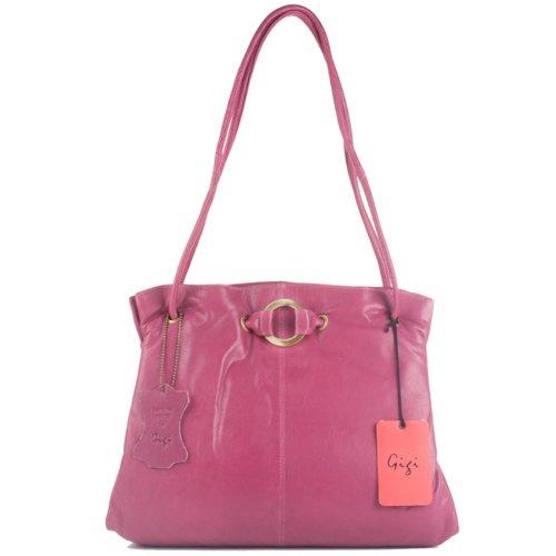 Gigi Shoulder Bag - Othello 4323 - Leather