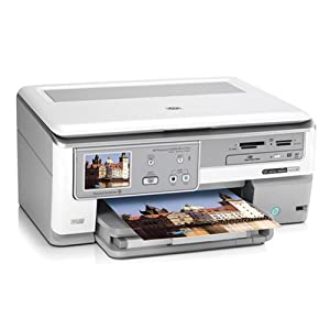 HP C8180 Photosmart All-in-One Printer