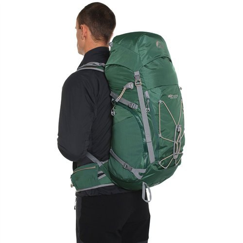 Lowe Alpine AirZone Pro 35:45 Backpack Amazon Green/Sand (Lowe Alpine Rain compare prices)