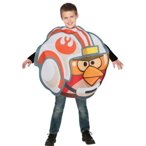 Angry (Luke X Wing Costume)