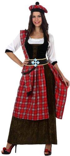 Opiniones de Disfraz de escocesa para mujer. Comprar en Amazon.es ... 20f0be91291