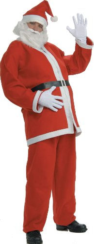 Rubie's Costume Value Santa Suit Costume