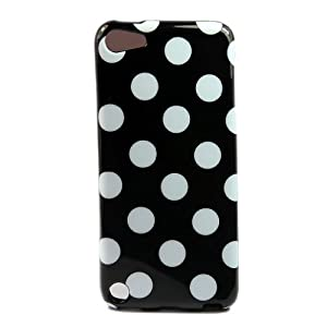 Big Point TPU Soft Skin Case Cover for Apple Ipod Touch 5 5g 5th GEN Black