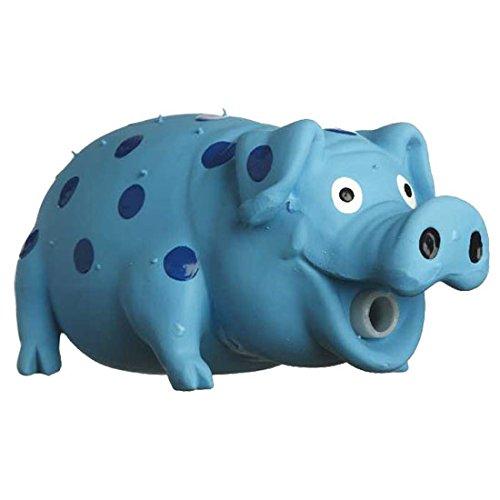 toy pig dog large latex