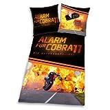 Herding 488811050 Bettwäsche Alarm für Cobra 11