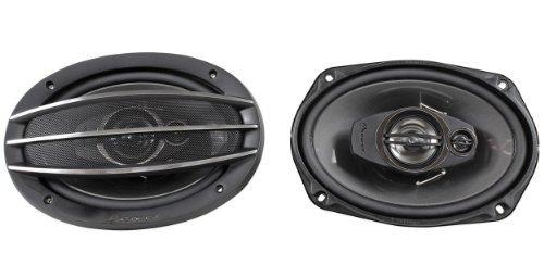 "Brand New Pioneer Ts-A6974R 6X9"" 1000 Watt Peak / 160 Watt Rms 3-Way Car Stereo Speakers With High Sensitivity And Power Handling"