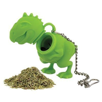 Learn More About DCI Tea Rex Tea Infuser