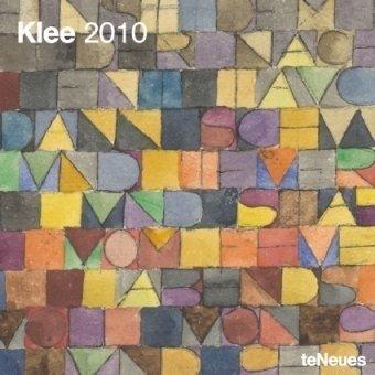 2010 Klee Wall Calendar