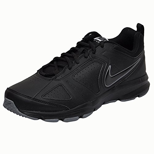 Nike Men's T-lite XI SL Black And Grey Trail Running Shoes