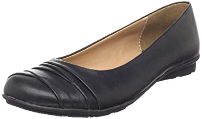 CL by Chinese Laundry Women's Vistor Ballet Flat,Black,7 M US