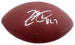 Fred Smoot Autographed Football - COA - Autographed Footballs
