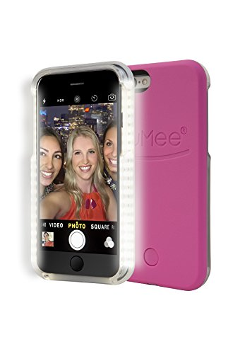 LuMee IP6-HPK Cell Phone Case for iPhone 6 - Hot Pink