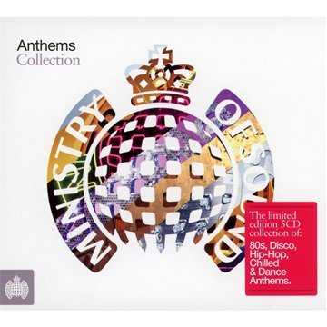 Various Artists - Ministry Of Sound: Anthems Collection - Zortam Music