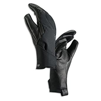 Arcteryx Zenta LT Glove - Men's Black Small