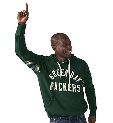 NFL Mens Hands High- Motion- Hooded Sweatshirt
