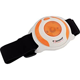 SE-0303OR Power Button. Orange/white