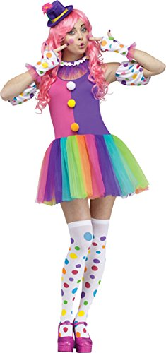 Morris Costumes FW123484SD Clownin Around Adult Small-med
