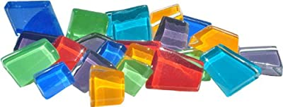Mosaic Mercantile Crafter's Cut Assorted Pre-cut Tile, 3-Pound from Mosaic Mercantile
