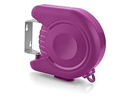 Bonita Retractable Clothes Line (Purple)