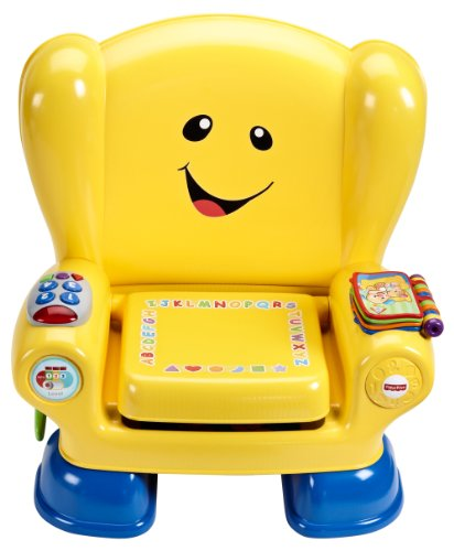 Fisher-Price Laugh & Learn Smart Stages Chair JungleDealsBlog.com
