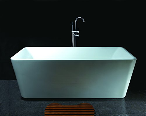 AKDY-Bathroom-White-Color-FreeStand-Acrylic-Bathtub-And-Faucet-AZ-F245-WFB